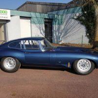 Jaguar+type+E+coursifiée
